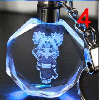 аниме Брелок кристалл Наруто в ассортименте 3
