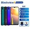 """Blackview A60 Del Telefono 1GB di RAM 16GB di ROM Per Smartphone 6.088 """"19.2:9 Display a Schermo Intero MT6580A Quad Core 8MP Android 8.1 Del Telefono Mobile"""