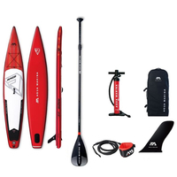 Vender Carrera 3 81 m 15 cm inflable Sand Up SUP Paddle Tabla de competición con mochila
