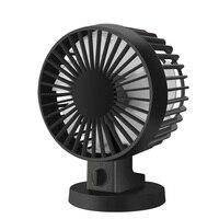 Ultra quiet Mini USB Desk Fan Office Mini Fan Silent Desktop Fan With Double Side Fan Blades Creative Home|Fans| |  -