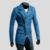 Os Recém-chegados Primavera Outono Long Slim Trench Coat Homens Jaqueta Mens Terno Casaco Preto Casacos Casual Zipper Gótico Cappotto C007