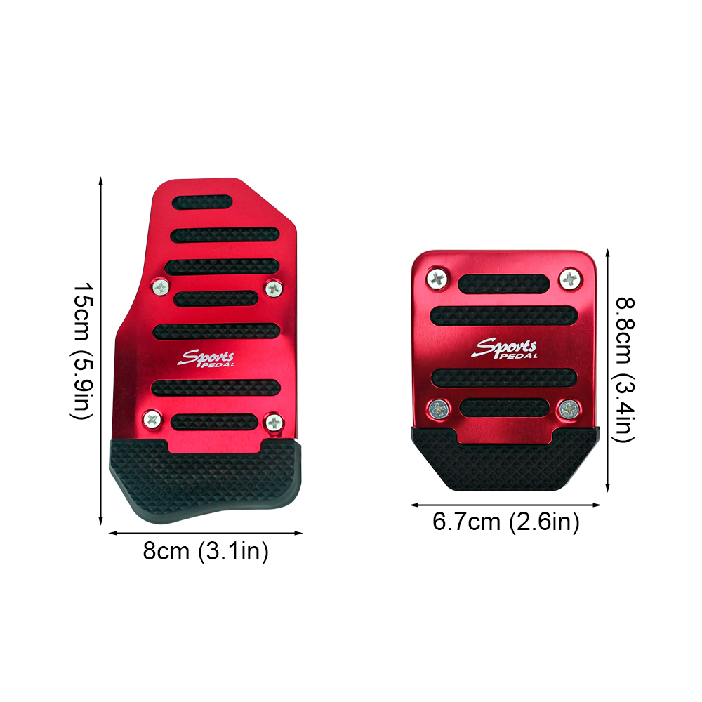 Car Pedals Universal  (1)