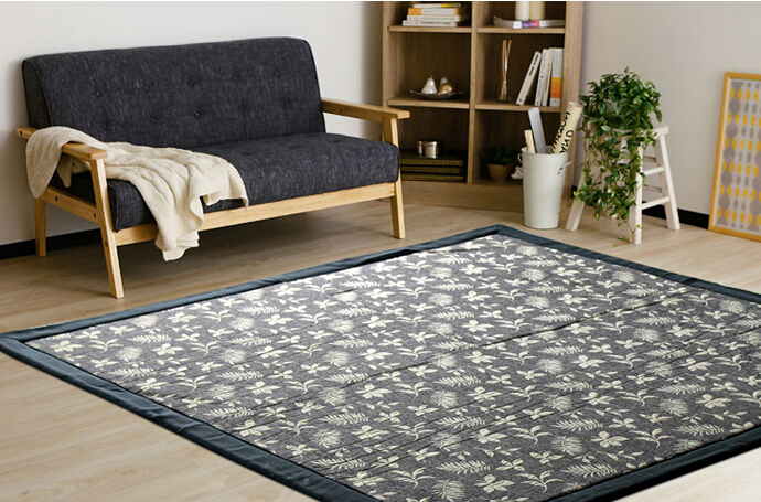 185x185cm Square Carpet Rugs Living Room Floor Area Carpets Anese Style Modern Luxury Large Mat Home Bedroom In From Garden On