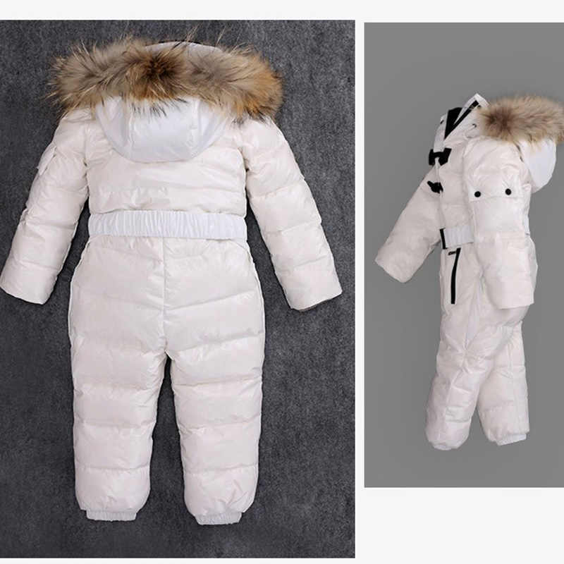 554555c94 Detail Feedback Questions about 30 Degree Winter Children Jumpsuit ...