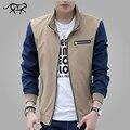 Spring New Arrival Fashion Jacket Men Trend Patchwork Korean Slim Fit Mens Designer Clothes Solid Men Casual Jackets Slim M-5XL