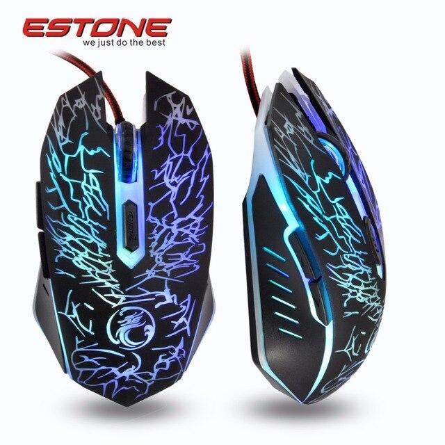 Estone x7 мышка драйвера key