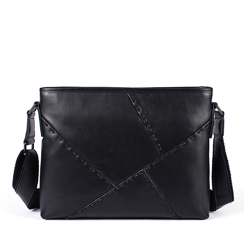High Capacity Women Genuine Leather Messenger Bag Women's Shoulder Bags Small Flap Female Fashion Crossbody Bags Ladies Handbag цена 2017