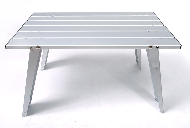 ФОТО Camping Aluminum Folding Table Outdoor Table Aluminium Table 1.08kg BL500-K6