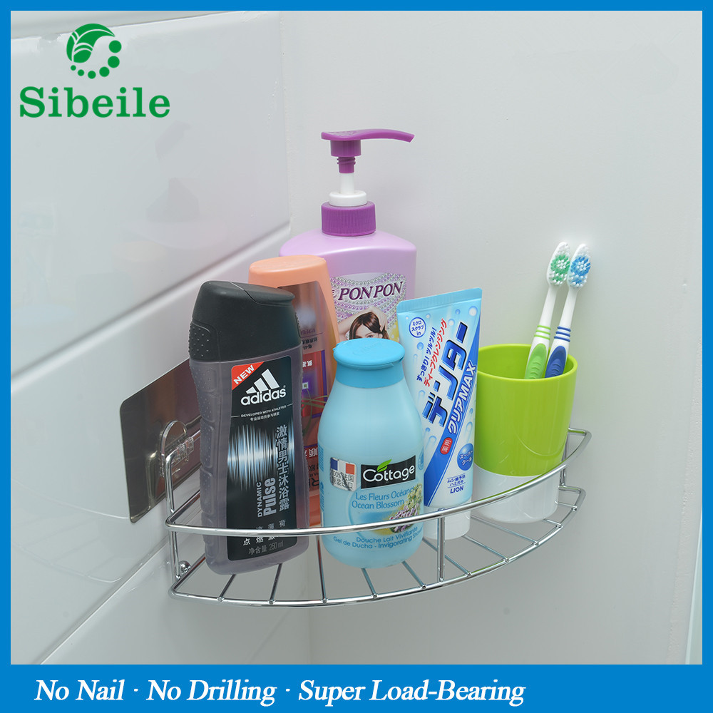 SBLE Stainless Steel 304 Multifunctional Sturdy Corner Bathroom ...