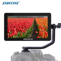 Andycine A6 Plus Touchscreen Camera Field Monitor 5.5 Inch IPS Full HD Display HDMI 4K in/Output LED Backlight with 3D LUT