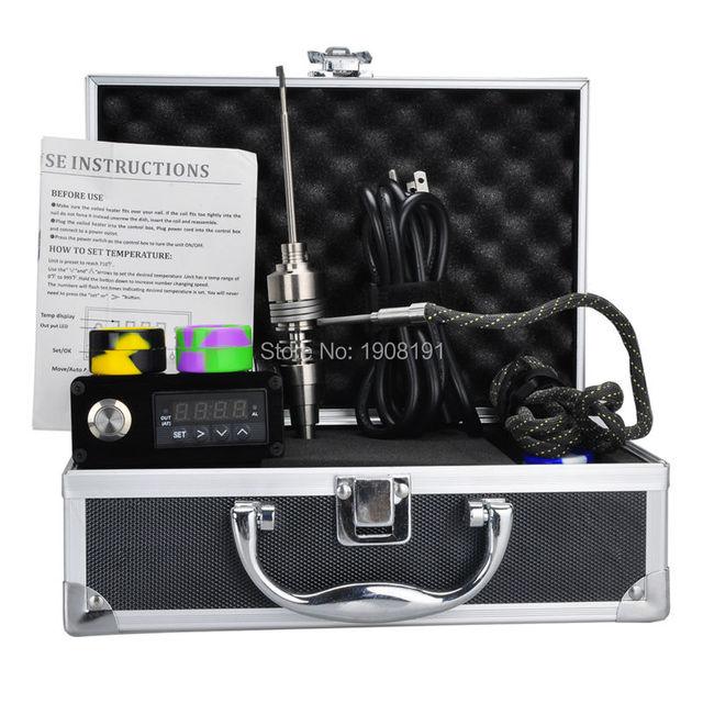 E Clavo Dab Eléctrica uñas nail Kit De Aluminio 110 V/220 V ...