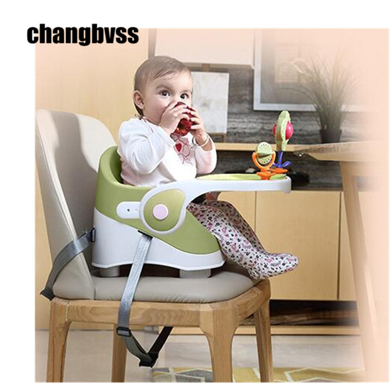 Feeding Seat strong baby Highchairs child dining chair plate infant high table multifunctional combination chairs feeding dining chair child baby the design concept of high landscape equipp with feeding bottle water cup holder infant playing chair