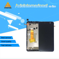 Axisinternational Lcd Screen Display Touch Digitizer With Frame For Vodafone Smart Prime 6 VF895 VF895N Black