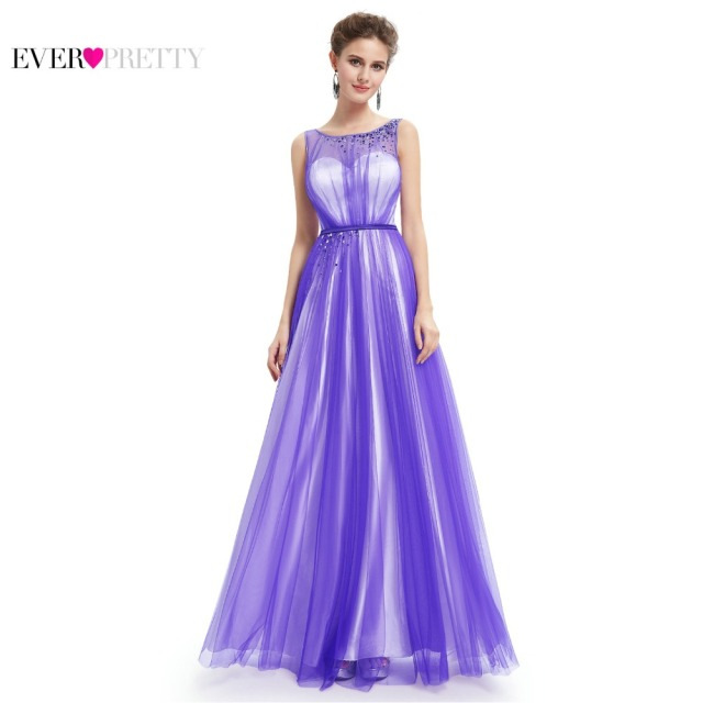 Clearance Sale] Ever Pretty Prom Dress HE08747SB Women Beautiful ...