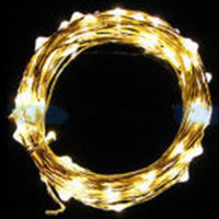 2M Copper String Fairy Light 20 LED Battery Operated Xmas Lights Party Wedding Lamp Chritmas Tree