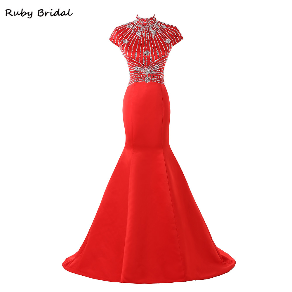 Buy ruby red gowns and get free shipping on AliExpress.com 5ce255aac3ed
