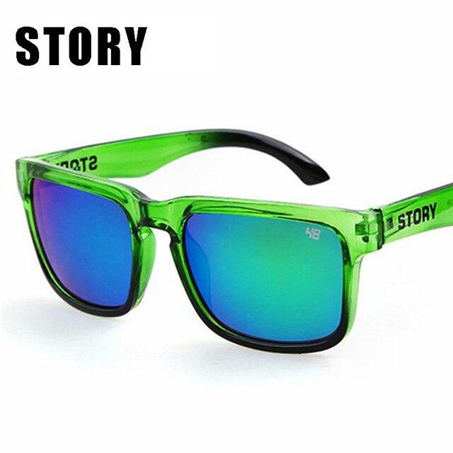 6ec1d58399fa7 Vendas Quentes clássicas óculos de Sol Marca HISTÓRIA Design de Moda Dos  Homens Das Mulheres Óculos