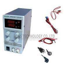 KPS3010DF 0-30 V/0-10A 110 V-230 V 0,1 V/0.001A EU LED Digital Einstellbar schalter Dc-netzteil mA display