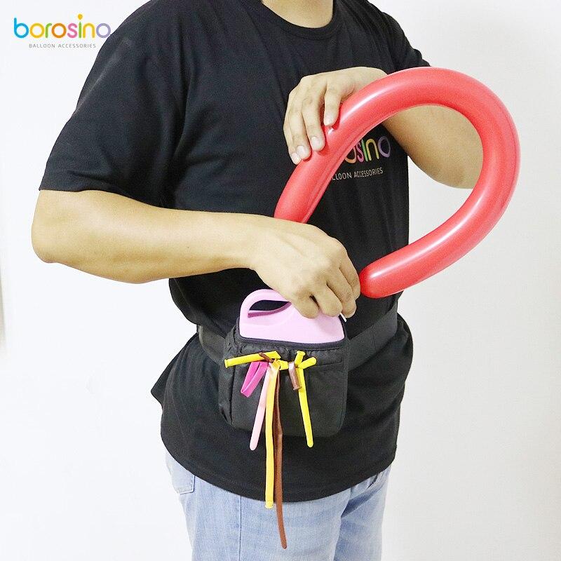 B211 modélisation ballon pompe à air avec batterie à haut volume à l'intérieur, gonfleur de ballon de torsion électrique