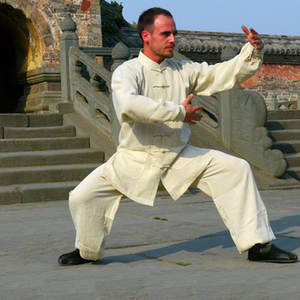 Tai Chi Clothing Linen Clothing Men and Women Exercise Clothes Exercise Clothing Martial Arts Suit