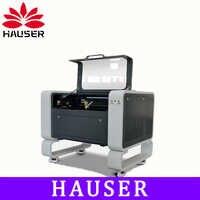 Gravador a laser corte 4060/6040 100w potência ruida 6442 s suporte russo idioma 110 v/220 v co2 máquina de gravação a laser