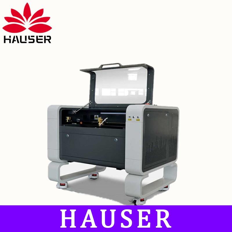 Graveur Laser coupe 4060/6040 100 w puissance Ruida 6442 S Support langue russe 110 V/220 V Co2 Machine de gravure Laser