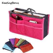 hot sale Women Make up bag Portable Travel Organizer Cosmetic bag Storage Handbag toiletries toiletry kit все цены