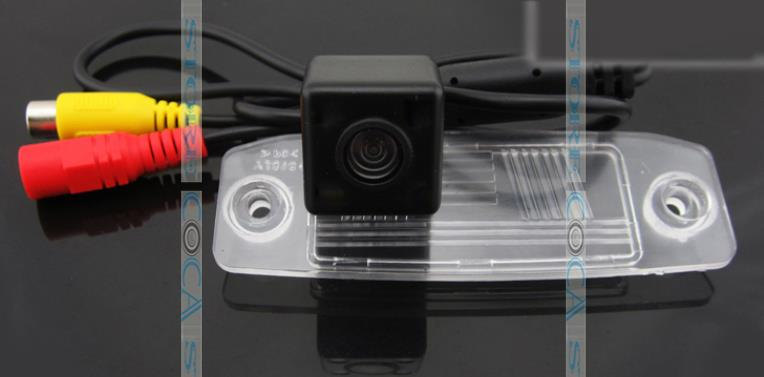 For Sony ccd LEDS Car Rear View camera  for KIA Carens Oprius Sorento Borrego Kia ceed srt8 magnum Reverse backup parking assist