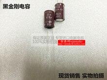 30 ШТ. NIPPON электролитический конденсатор 35V470UF 10X16 КЖ долгий срок службы 105 градусов коричневый NCC пятно бесплатная доставка