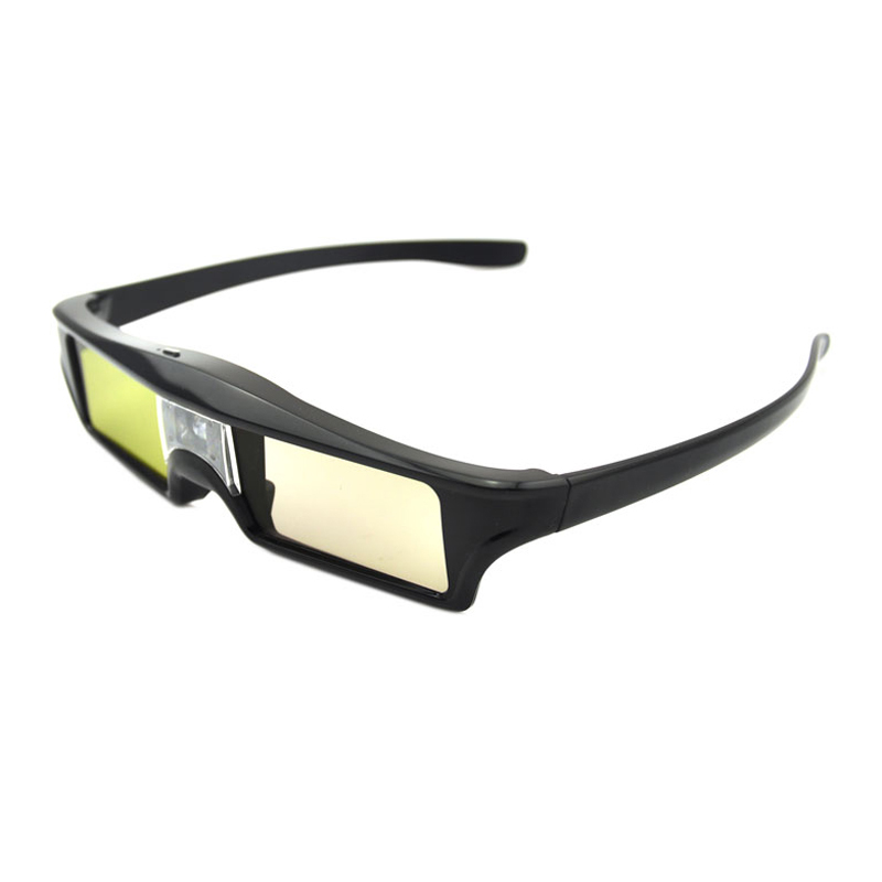 дешевые аккумуляторные-очки для 3D-проектор DLP проектор