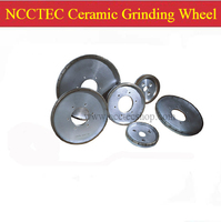 6'' Ceramic edge Diamond grinding wheel   150mm DRY grind Squaring Wheel
