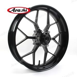 Image 4 - Arashi 1 Set Front Rear Wheel Rims For HONDA CBR600RR 2007 2017 Motorcycle Rims CBR600 CBR 600 RR 600RR 2014 2015 2016 2017