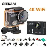GEEKAM H2 H2R 4K Wifi Action Camera Ultra HD 4K 25FPS 12MP Sport DV Go Waterproof