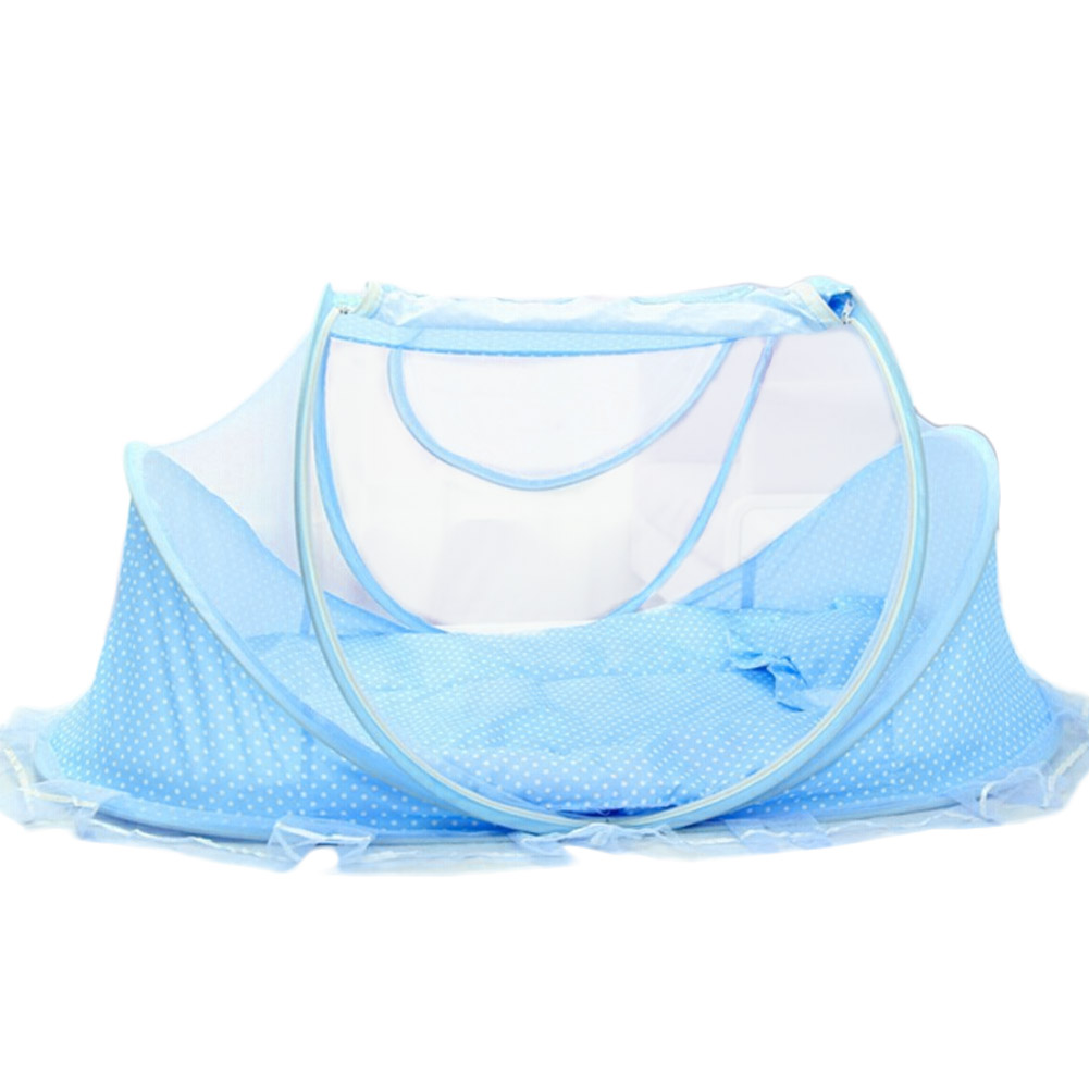 Baby cribs in kenya - 3pcs Set High Quality Baby Crib Sets Portable Folding Type Comfortable Infant Pad With Sealed