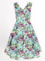 1950 s Vintage Retro Diseñador Vestidos de Tiendas de Compras En Línea de Las Mujeres Clubwear Ropa de Invitados de La Boda Envío Gratis