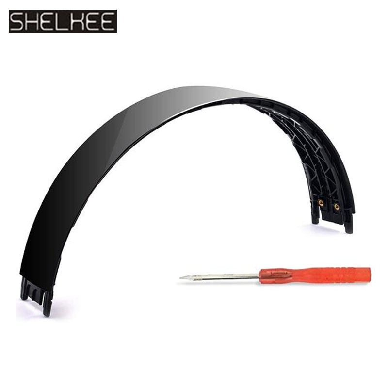 SHELKEE Replacement Top Headband Pad Cushion Spare Parts For Beats Solo3.0 Solo 3 Wired / Wireless Headphones Repair Parts