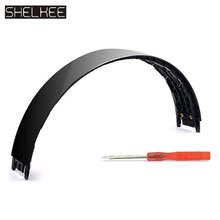 SHELKEE Replacement top Headband pad cushion spare parts for beats Solo3.0 Solo 3 Wired / Wireless headphones repair