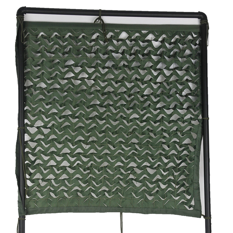 1.5*5M Outdoor Army Hunting Blind Camouflage Net Customized Size & Color Military Camouflage Net Sun UV Hunting Blind Tree Stand