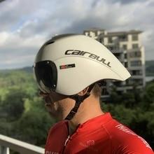 Cairbull 트라이 애슬론/타임 트라이얼 tt 에어로 헬멧