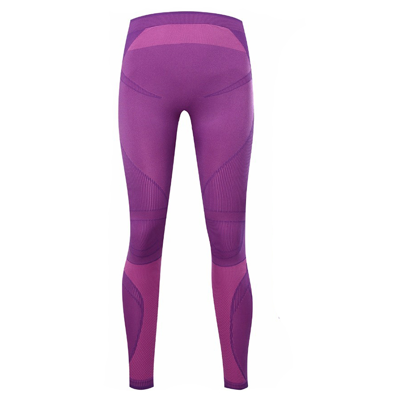 Women Sport Compression Running Tight Gym Pant Yoga Exercise Fitness High Waist Legging Workout Women's Slim Clothing WA27