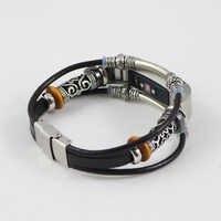 Hohe Qualität Ersatz Leder Armband Band Strap Armband für Fitbit Alta/Fitbit Alta HR Uhrenarmbänder Correas de reloj bandje