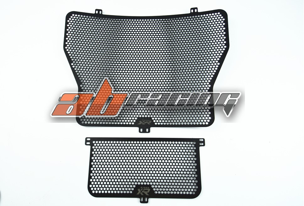 Radiateur grille garde couvercle refroidisseur d'huile garde gril protecteur pour BMW S1000XR