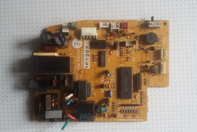 POW-K251CH 1FA4B1A037100-0 USED Good Working