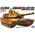 Tamiya 35156 1/35 EUA M1A1 Abrams OHS 120mm Arma Principal Tanque de Batalha Militar Montagem Kits de Construção de Modelo AFV TTH