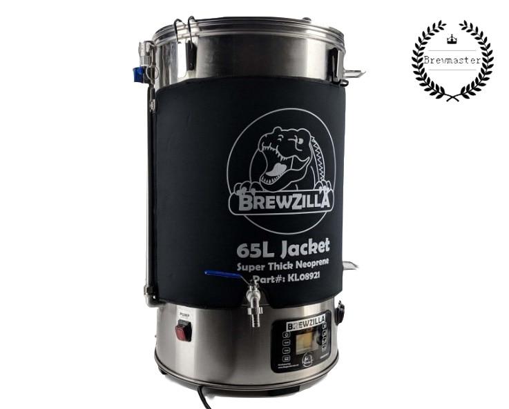 Neoprene Parka RoboJacket/BrewZilla Jacket 65L  Home Brew