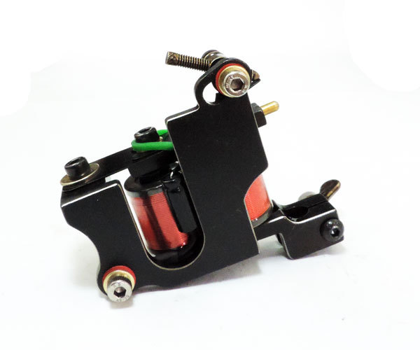 BRAND NEW Pro Quality CUSTOM IRON TATTOO MACHINE for Professional ...