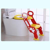 This year's new children's portable toilet collapsible power circle baby outdoor travel baby trail urinal trainer baby