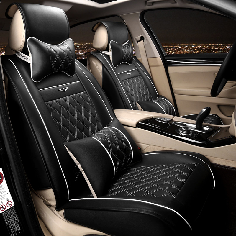 High Quality Special Leather Car Seat Covers For Ssangyong Korando