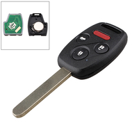 313 8Hz 3 1 Buttons Remote Car Key Fob Transmitter Clicker Alarm Auto Key Shell Case