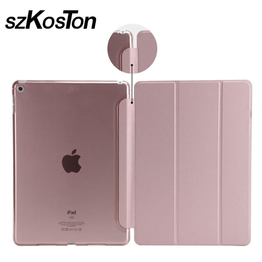 Green Original Protective Magnetic Smart Cover For Apple iPad Mini 1 2 3 Gen
